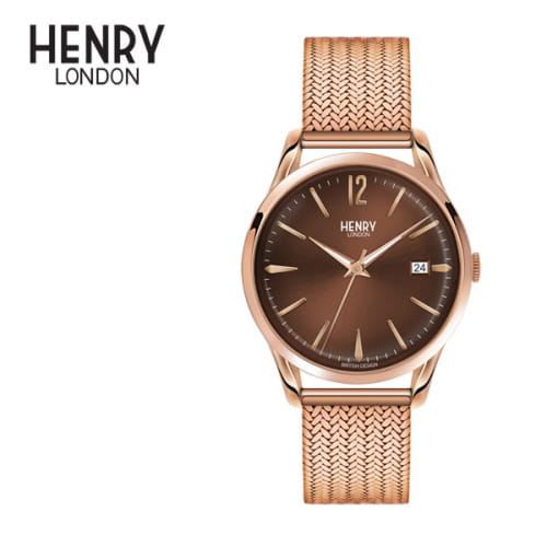 [헨리런던 HENRY LONDON] HL39-M-0050 Harrow(해로우) 38.5mm